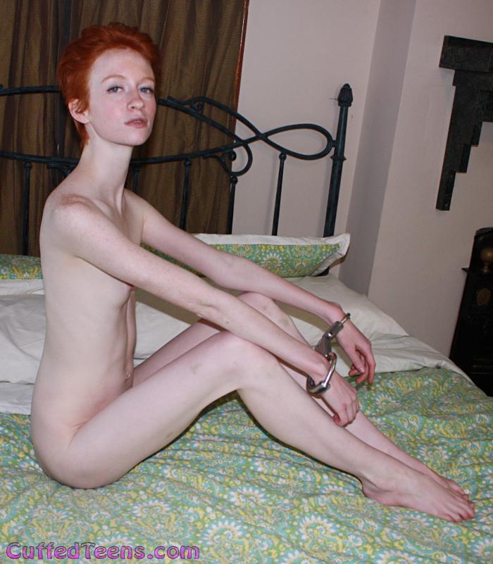 Ginger in German cuffs