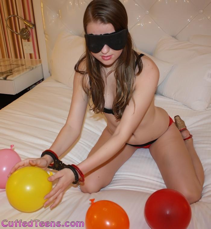 London's blindfolded escape