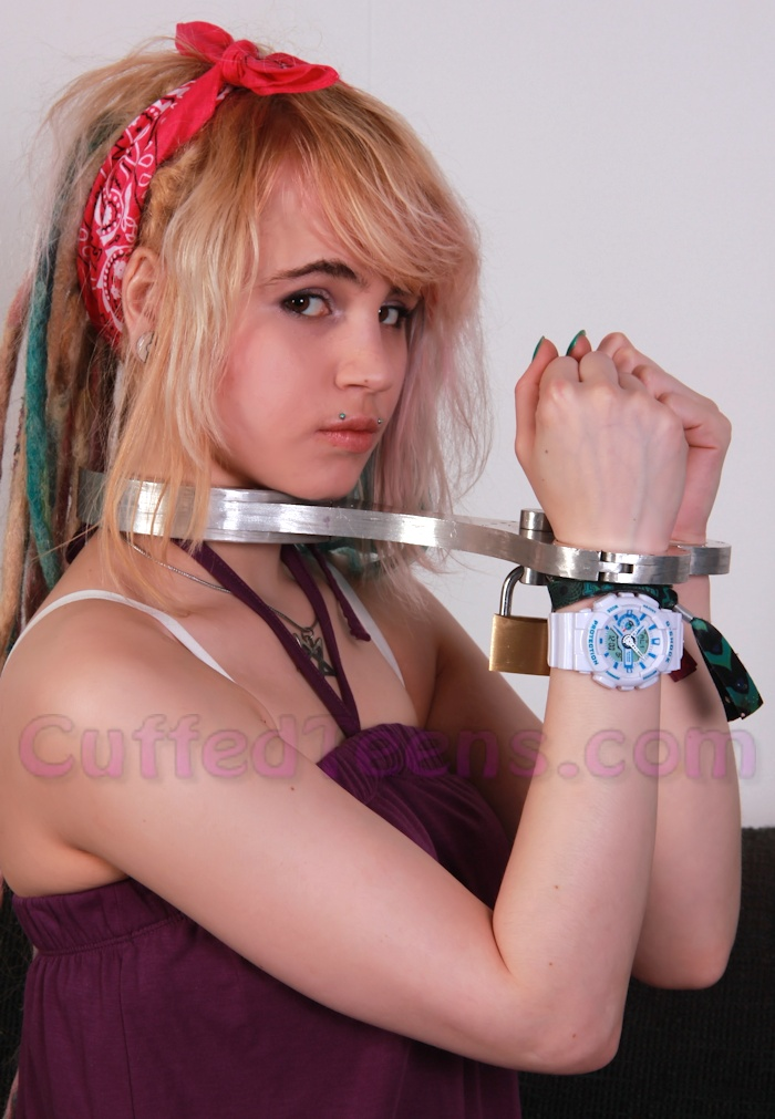 Lucy Elena fiddled